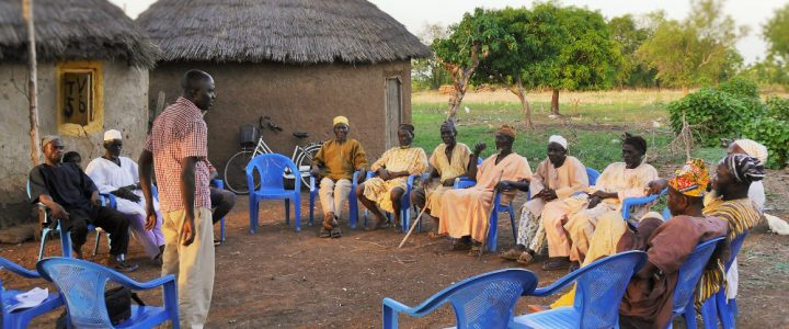 Same same but different… Challenges in the research on traditional authorities